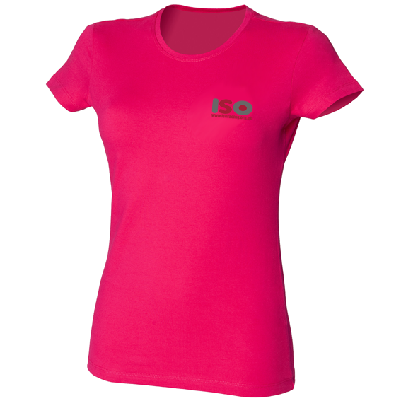 ISO Ladies' Fitted T-Shirt