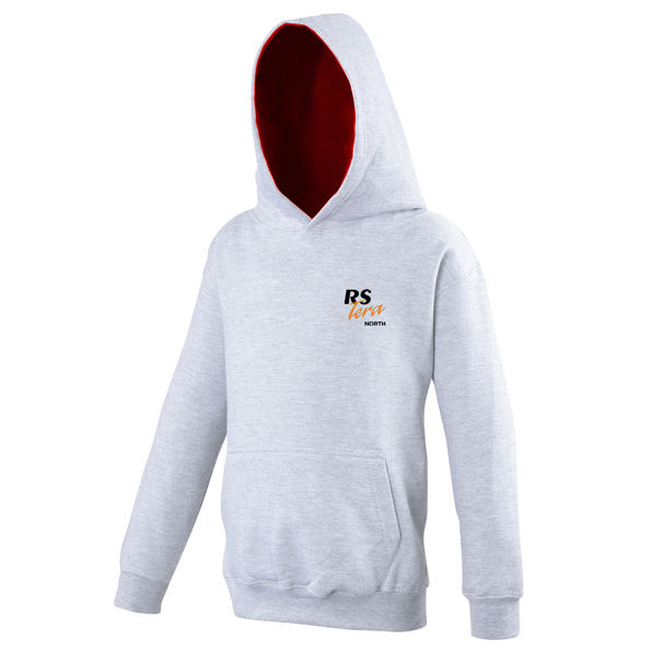 RS Tera North Children's Two Tone Hoodie