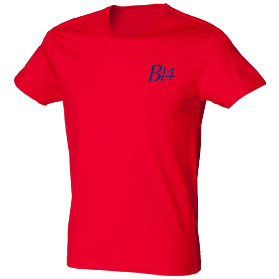 B14 Men's Fitted T-Shirt