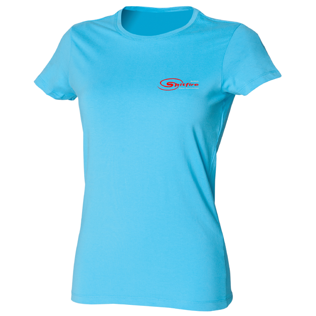 Spitfire Ladies' Fitted T-Shirt
